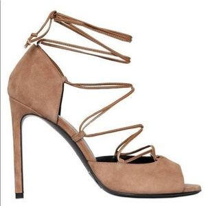 Saint Laurent Kate d'orsay heels